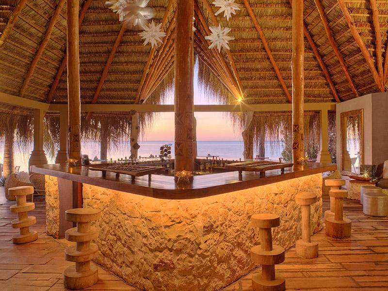Star Bar at Azura Benguerra Island Resort