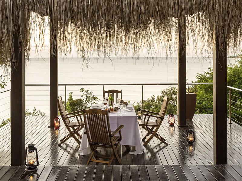Bazaruto Island Resort Mozambique Accommodation