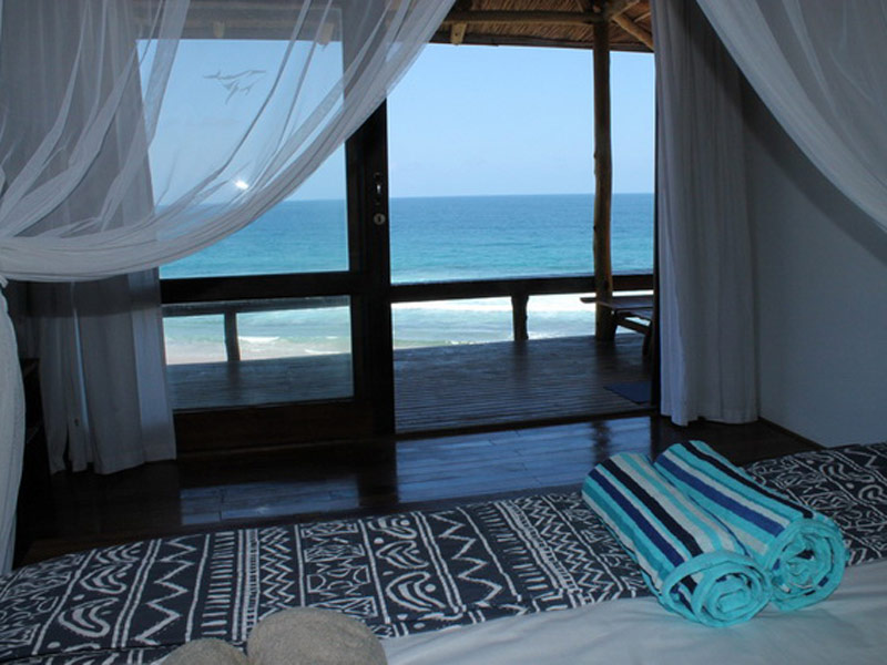 Blue Footprints Eco Lodge Accomodation