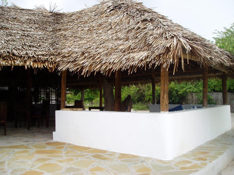 Guludo Beach Lodge Accommodation
