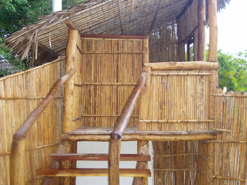 Guludo Beach Lodge Facilities