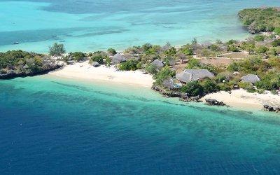 Azura at Quilalea Island