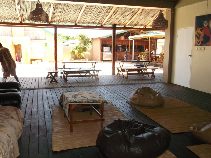 Kaya Kweru Resort Accommodation