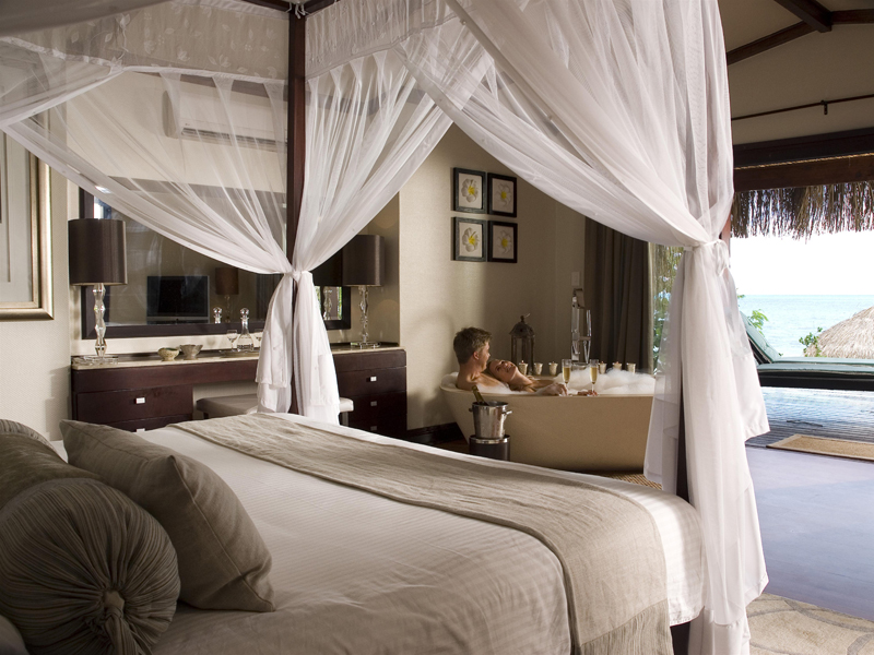 Anantara Bazaruto Island Resort and Spa Honeymoon Chalet