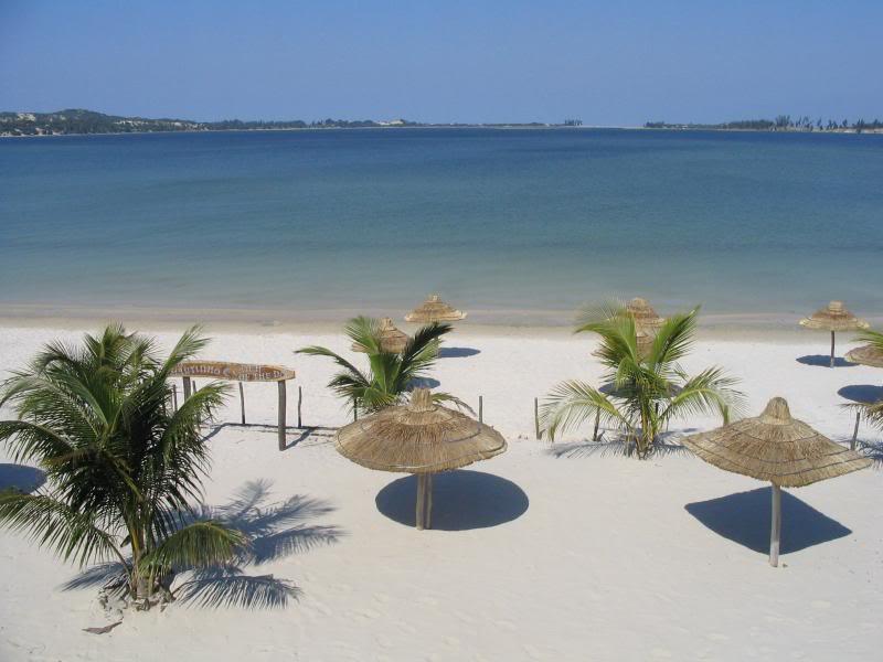 Bilene Mozambique Beach