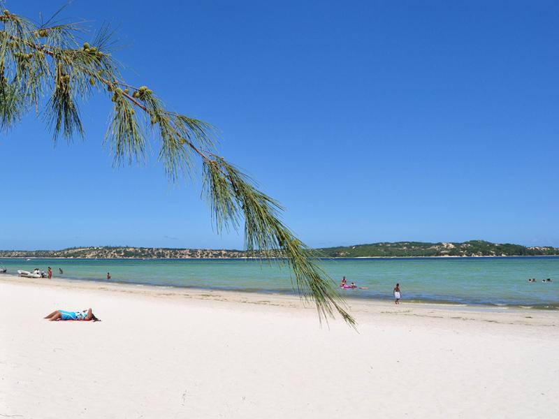 Bilene-beach