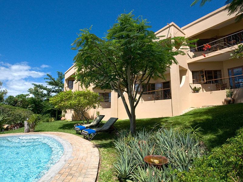 Casa Rex - Acacicasa rex mozambique a Rooms side view