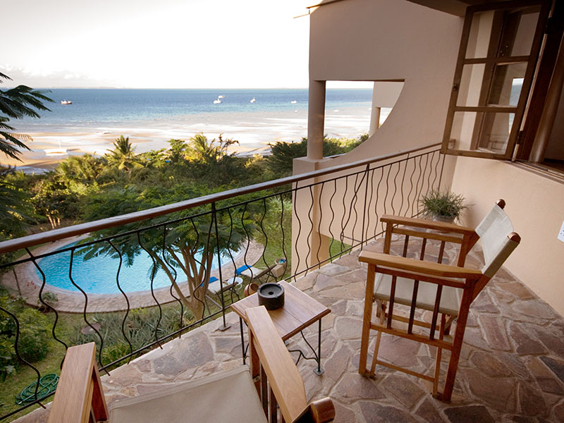 casa rex vilanculos mozambique