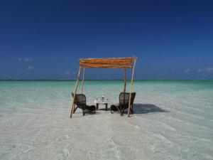 IIha de Mozambique Canons Beach