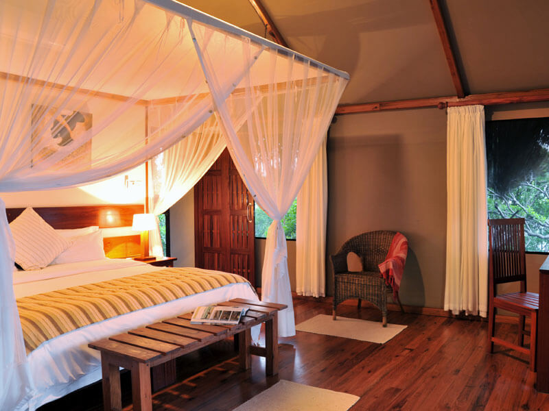 Santa Maria accommodation Mozambique