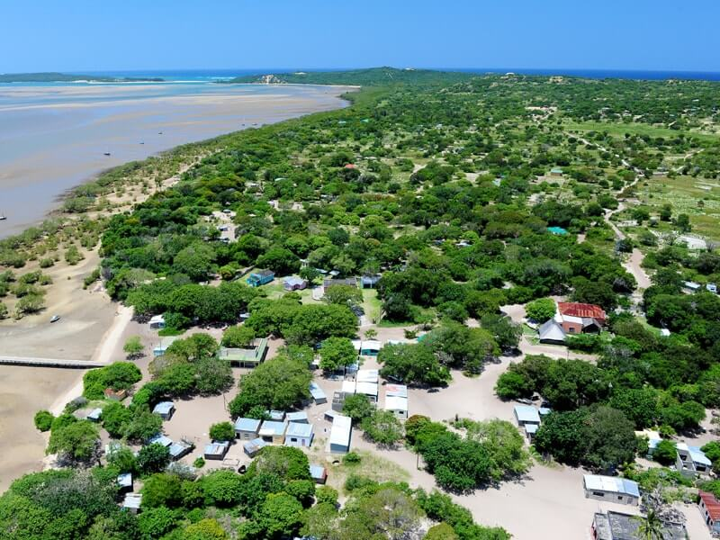 Machangulo Santa Maria Mozambique