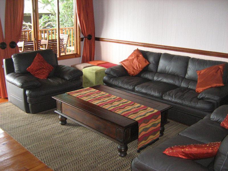 Mar e Sol Lounge Area