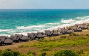 Romantic Beach Escape to Massinga Beach Image