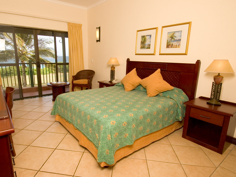 Pemba Beach Hotel Luxury bedroom