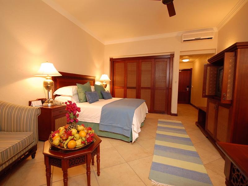 Pemba Beach Hotel Luxury room