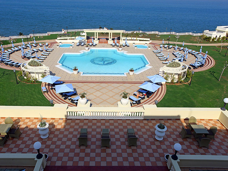 Polana Hotel Pool View