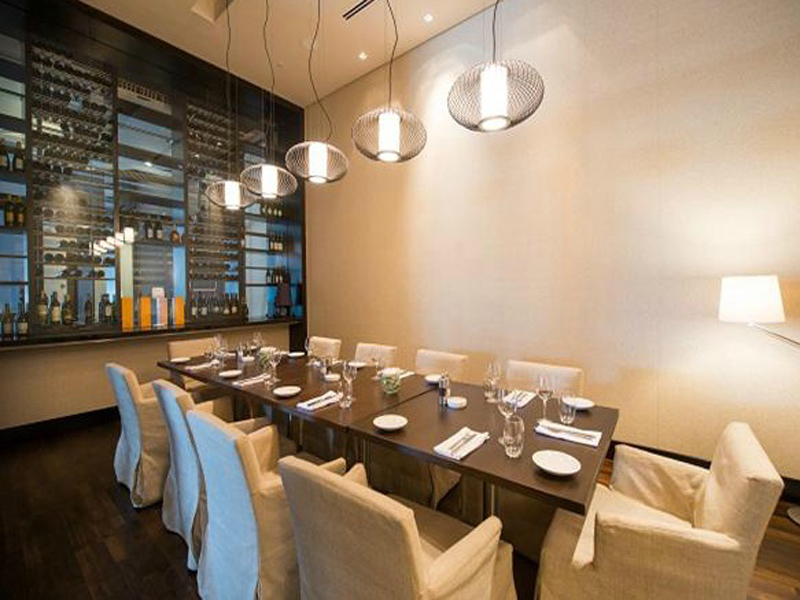 Radisson Blu Hotel Private dining