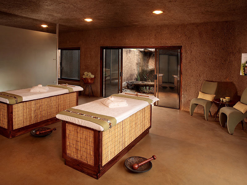 Sabi Sabi Earth Lodge Amani Spa