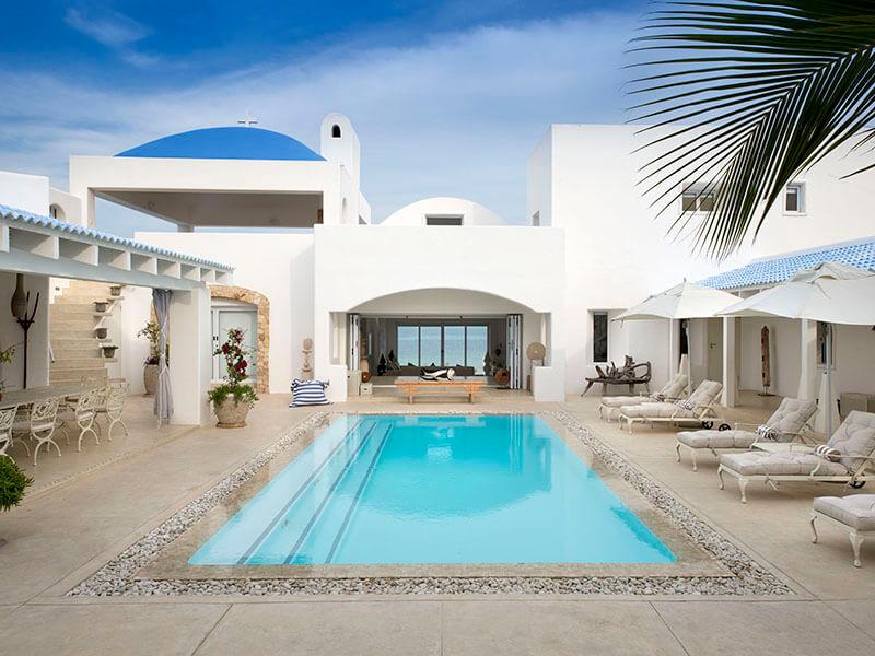 Villa Santorini Mozambique