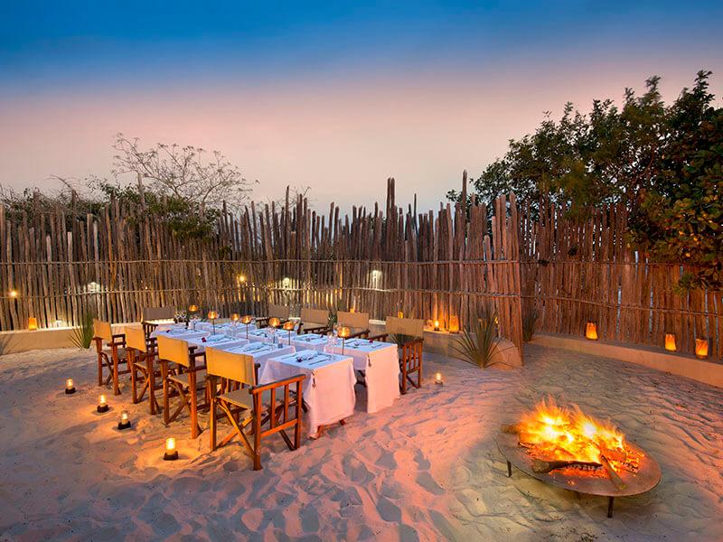 Santorini Villas Mozambique Holidays