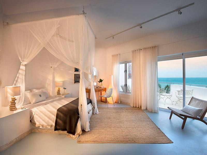 Santorini Vilanculos Mozambique Accommodation