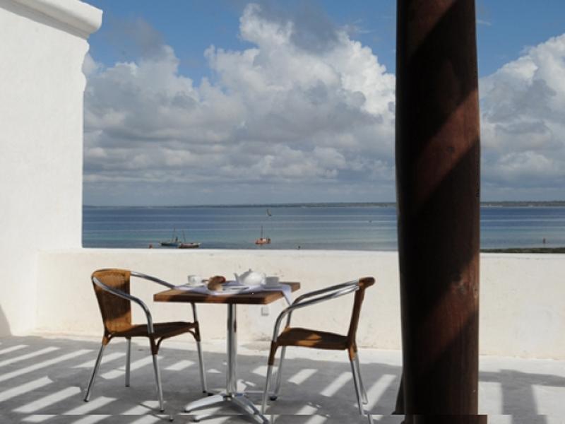 Villa Sands Deck View