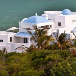 Villa Santorini Mozambique Accommodation
