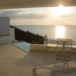 Villa Santorini Mozambique Sunset