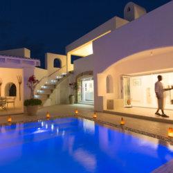 Villa Santorini Sunset Pool