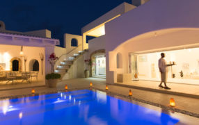 Santorini Mozambique Free Night Offer Image