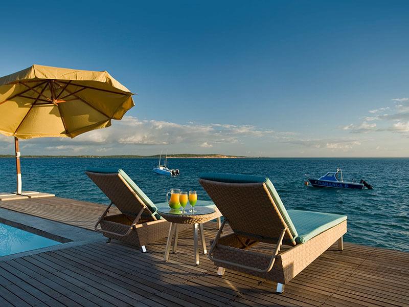 dugong deck chair