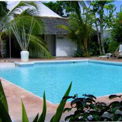 Hotel Escondidinho Pool Area