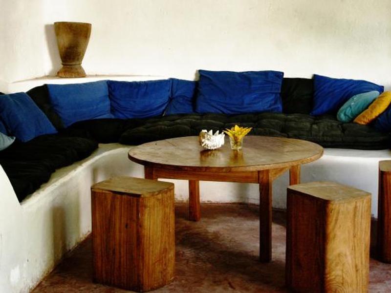 Hotel Escondidinho Sitting and Dining