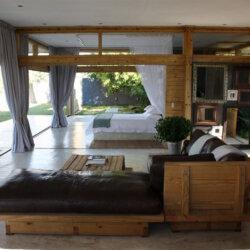 Vanilla View Bedroom Interior