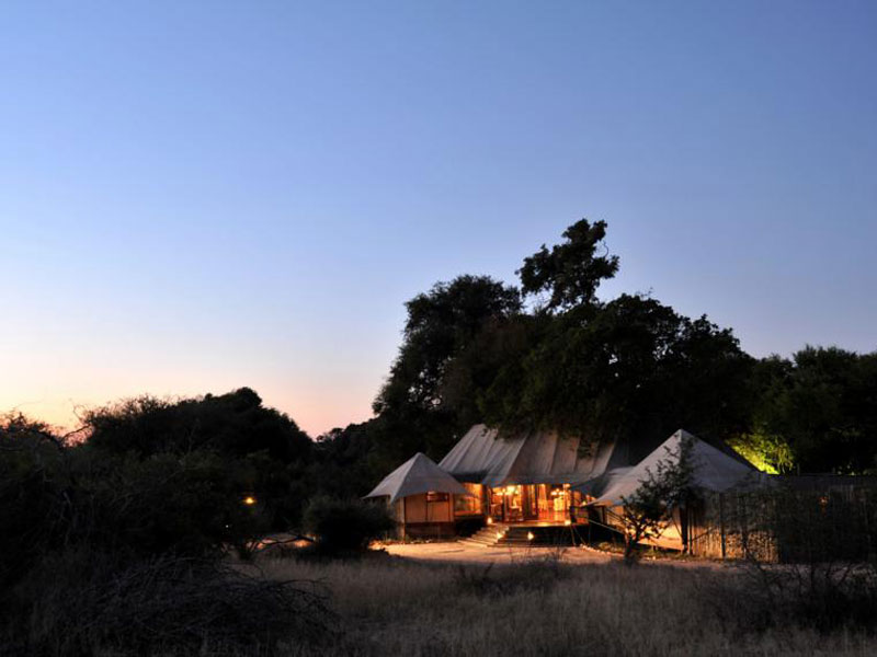 Hamiltons Tented Camp; Kruger National Park
