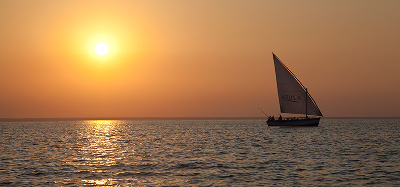 Sunset Dhow Sailing