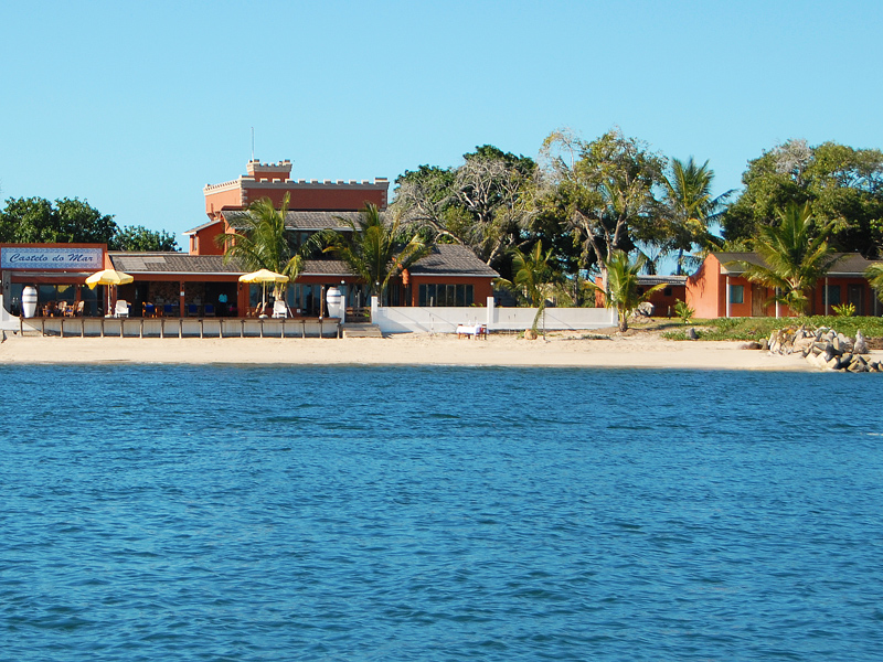 Castelo do Mar , Inhambane , Mozambique