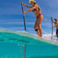 SUP in Mozambique