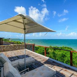 Bahia Mar Club Deck View