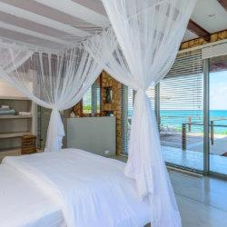 Bahia Mar Club bedroom sea view