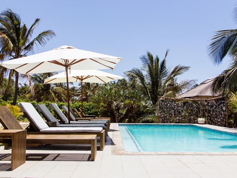 Barra Beach Club; Inhambane