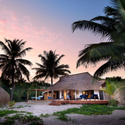 luxury Accommodation at Beyond Benguerra Lodge