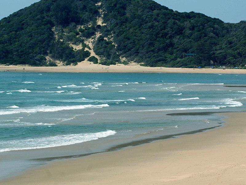 paraiso do ouro beach