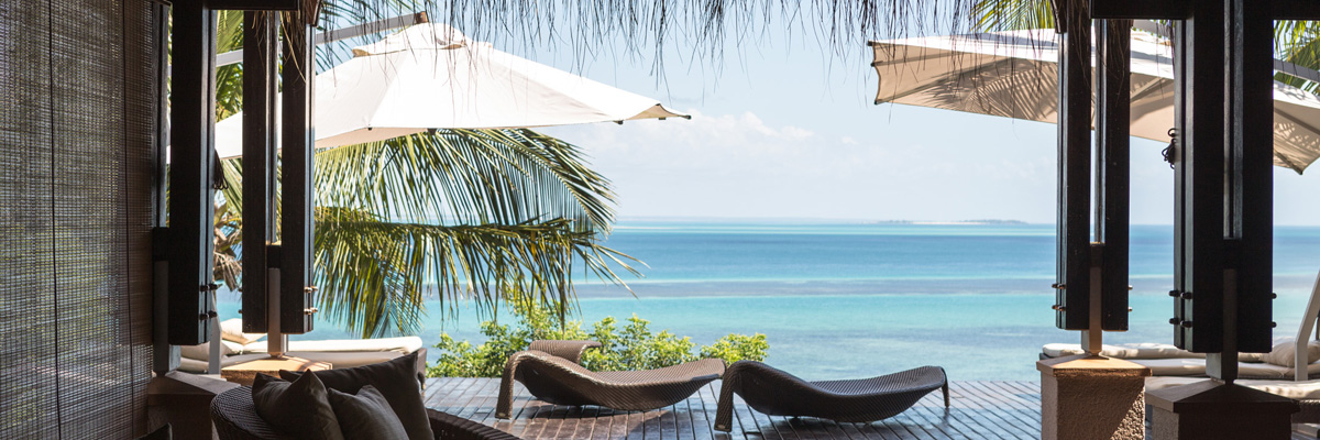 Anantara Spa Lounge and View