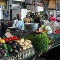 Market at Maputo
