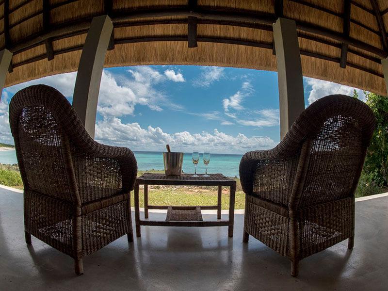 Ossimba Beach Lodge Entertainment-Area