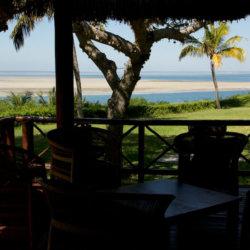 Archipelago Resort shady deck