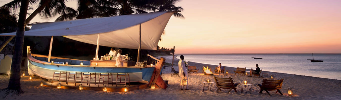 Benguerra Island Lodge Mozambique accommodation