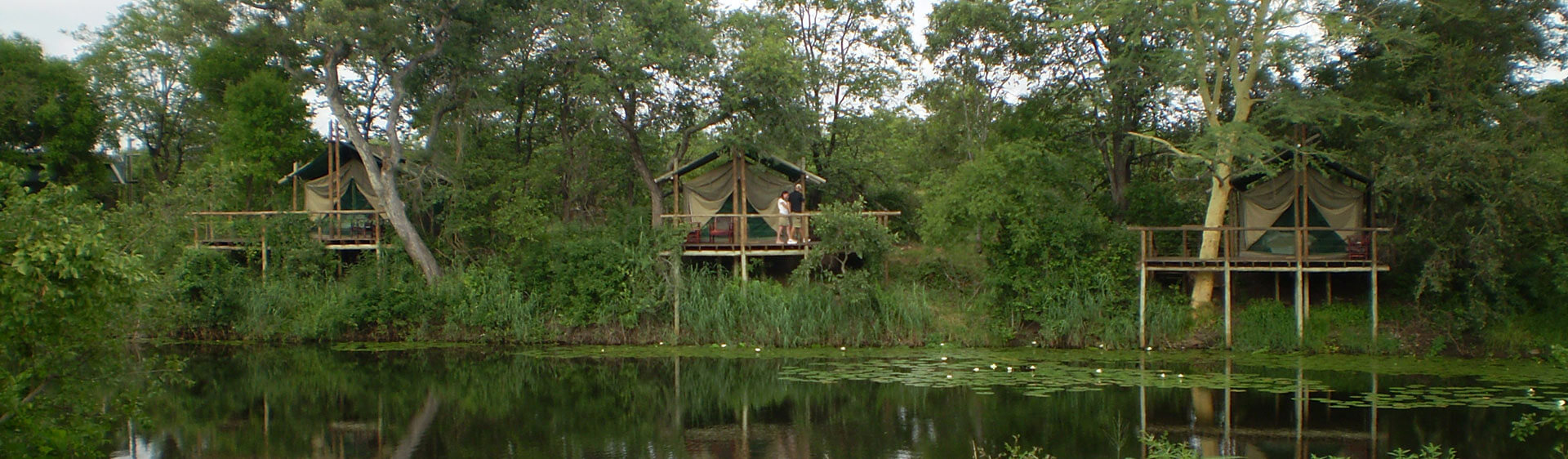 Machampane Wilderness Camp