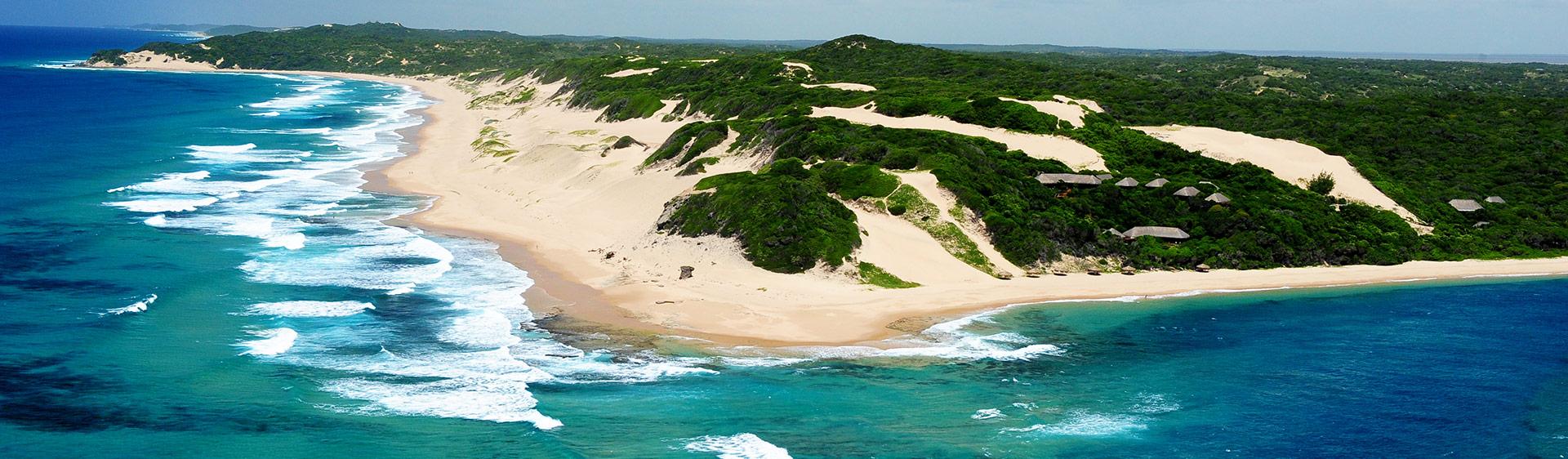 Santa Maria Peninsula Mozambique